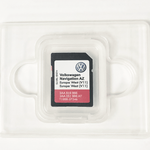 Volkswagen sd card v11